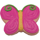 CFG31 - Garden Beauty Butterfly Cookie Favors