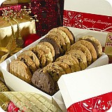 BX82-04 - Festive Holiday Greeting 2Dz - Chocolate Chip without Nuts