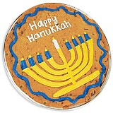 PC21 - Happy Hanukkah Cookie Cake