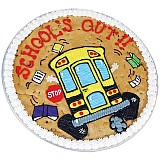 PC27 - School's Out Cookie Cake