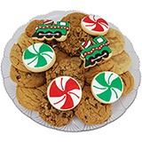 TRY32 - Santa's Workshop Cookie Tray