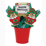 A373-03 - Santa's Workshop Pail