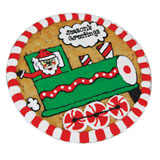 PC30 - Santa's Workshop Cookie Cake