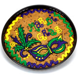 PC40 - Mardi Gras Cookie Cake