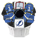 NHL1-TBL - Hockey Bouquet - Tampa Bay