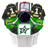 NHL1-DAL - Hockey Bouquet - Dallas