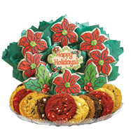 B402 - Holiday Floral BouTray™
