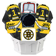 NHL1-BOS - Hockey Bouquet - Boston