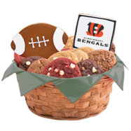 WNFL1-CIN - Football Basket - Cincinnati