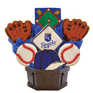 MLB1-KAN - MLB Bouquet - Kansas City Royals