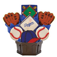 MLB1-LAD - MLB Bouquet - Los Angeles Dodgers