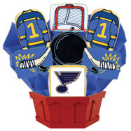 NHL1-STL - Hockey Bouquet - St Louis