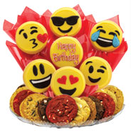 B446-BDAY - Sweet Emojis BouTray™-Birthday