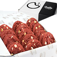 BX9-RV - Box of Two Dozen Red Velvet Gourmets