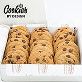 TIN24-CC - Tin of Two Dozen Chocolate Chip Gourmet Cookies