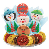 B449 - Smiles of the Season BouTray