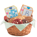 GFW109 - Gluten Free Baby Blocks Basket
