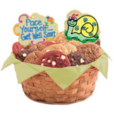 W415 - Get Well Snails Basket