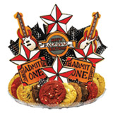 B352 - Happy Rockstar Birthday (Red) BouTray™