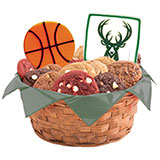 WNBA1-MIL - Pro Basketball Basket - Milwaukee