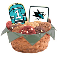 WNHL1-SJS - Hockey Basket - San Jose