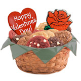 W359 - Sweetheart Roses Basket