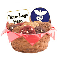 W422 - Health Care Appreciation Basket - Custom