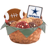 WNFL1-DAL - Football Basket - Dallas