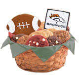 WNFL1-DEN - Football Basket - Denver