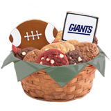 WNFL1-NYG - Football Basket - New York (BLUE)