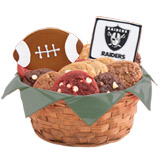 WNFL1-OAK - Football Basket - Oakland