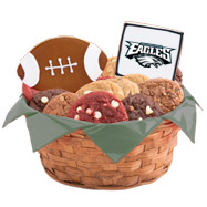 WNFL1-PHI - Football Basket - Philadelphia