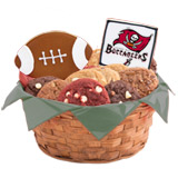 WNFL1-TB - Football Basket - Tampa Bay
