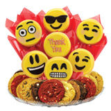 B452 - Sweet Emojis BouTray™-Thank You