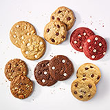 BXW8-01 - 1 Dozen Assortment with Nuts (Cookie Basket)