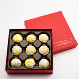 CBT92 - Lemon Truffles - 9 Count