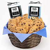 AG27-CC - Chocolate Chip Gourmet Combo Basket - Two Dozen