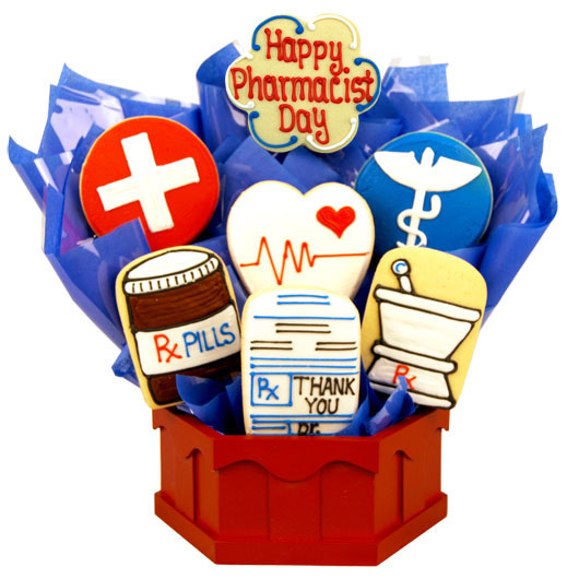 National Pharmacy Week Gift | Pharmacist Gifts | Cookies by Design