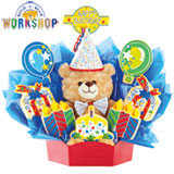 BAB147 - Build-A-Bear - Confetti and Candles Primary