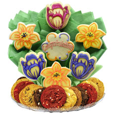 B258 - Congratulations Spring Blossoms BouTray™