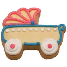 CFG2 - Baby Carriage Cookie Favors