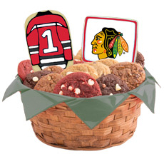 WNHL1-CHI - Hockey Basket - Chicago