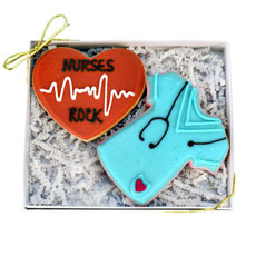 GB463 - Nurses Rock Gift Box