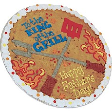 PC24 - King Of The Grill Cookie Cake