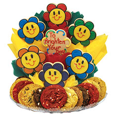 B5 - Smiling Face Daisies BouTray™