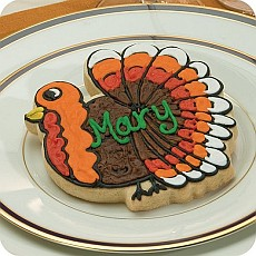 IDC66 - Turkey Place Card