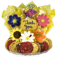 B508 - Appreciation Flowers BouTray™
