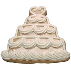 CFG14 - Wedding Cake Cookie Favors