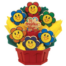 GF5 - Gluten Free Smiling Face Daisies