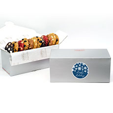 GMHH12 - Happy Holidays Gourmet Gift Box – 1 Dozen
